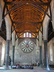 Great Hall at Salisbury