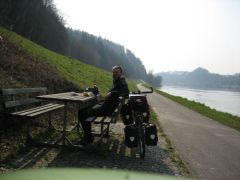 Danube Lunch stop