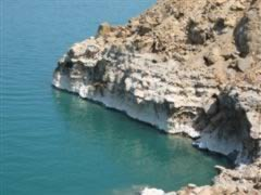 Edge of the Dead Sea