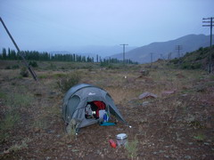 Roadside Campsite