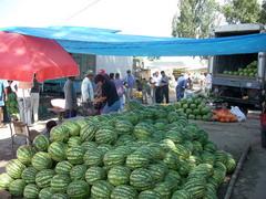 Karakol Bazaar