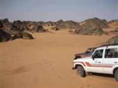 Desert Carpark