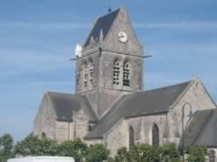 St Marie du Mont Church