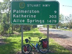 1479km to Alice