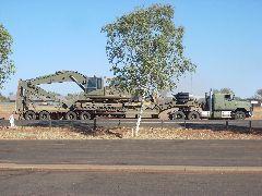 Australian Army Bulldozer