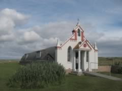 Nissen Hut church