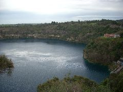 Mt Gambier Lake