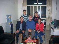 Principal and Family