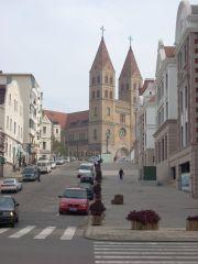 Qingdao church