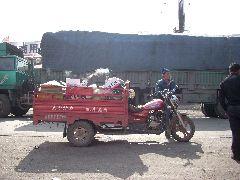Motortrike noodles vendor
