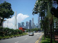 Singapore towers