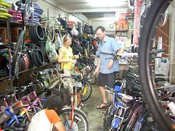 Purchasing bike in Trang