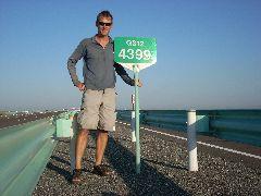 4399km marker